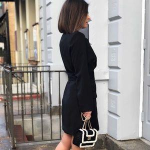 Dresses - Last✨🆕Dejavu Black Blazer Suit Dress